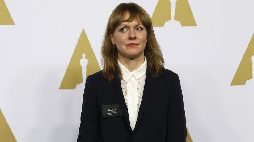 """Oscarverleihung 2017: Maren Ade (Toni Erdmann), in der Kategorie """"Best Foreign Film"""" für den Oscar nominiert"""