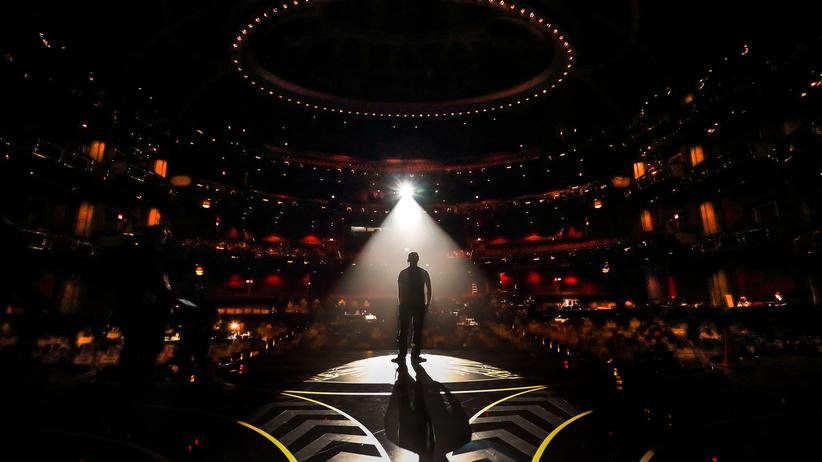 Oscar 2017: So reagiert Emma Stone auf den Mega-