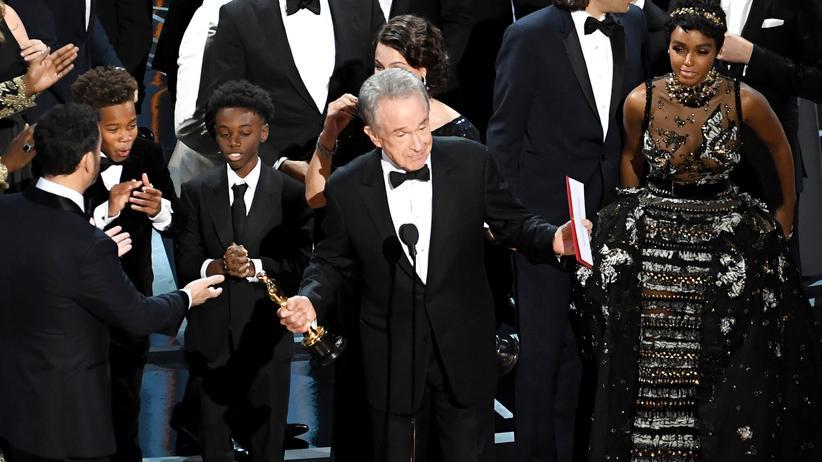 Oscars 2017: Mit Warren Beatty zum Frühschoppen