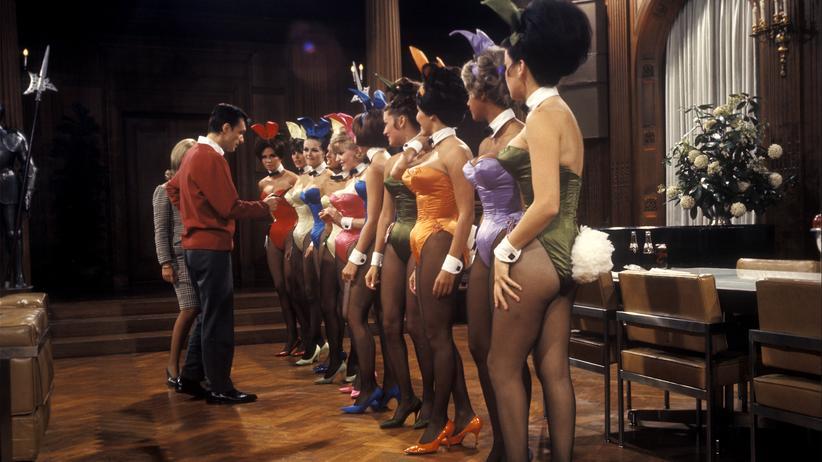 """American Playboy: The Hugh Hefner Story"": Mehr als Puschel"