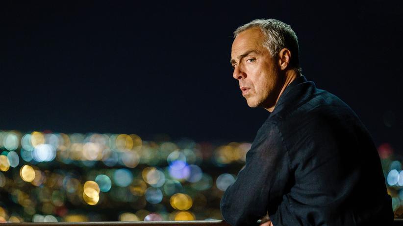 """""""Bosch"""": Titus Welliver als Polizist Harry Bosch in der Amazon-Serie """"Bosch"""""""