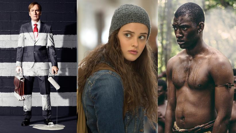 """Die besten TV-Serien im April: Sehenswert: """"Better Call Saul 3"""", """"Tote Mädchen lügen nicht"""" und """"Roots"""""""