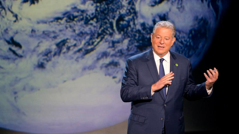 Al Gore: Politischer Wille ist eine erneuerbare Energie