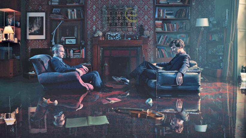 """""""Sherlock"""": Das kalte Genie bei der Arbeit"""