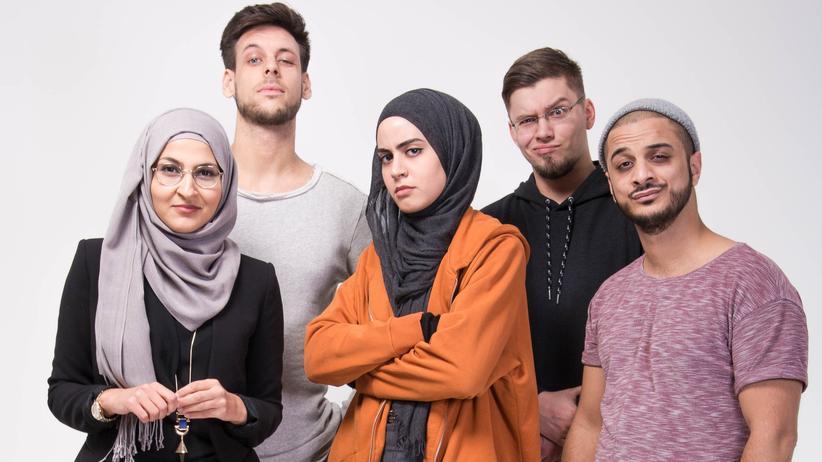 """Islam im Fernsehen: Das Team der """"Datteltäter"""": klischeeverstärkend oder -auflösend?"""