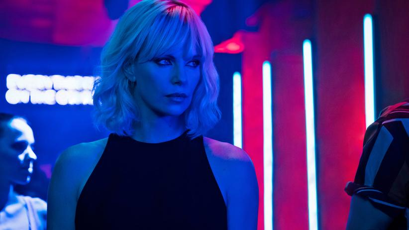 """Atomic Blonde"": Quadrupelagenten-Quatsch"
