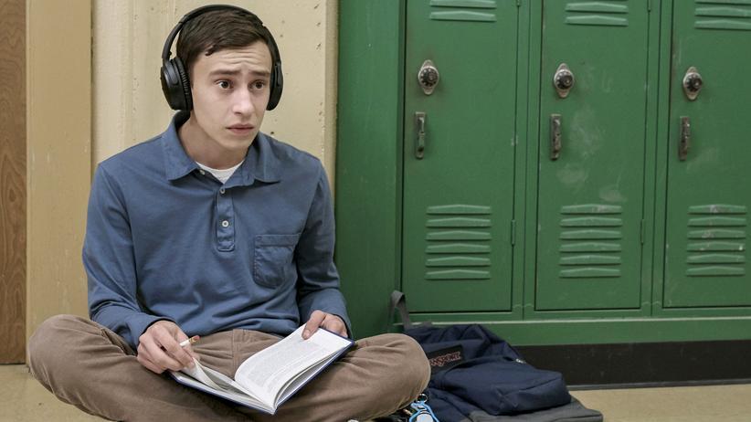 """Atypical"": Kier Gilchrist in der Netflix-Serie ""Atypical"""