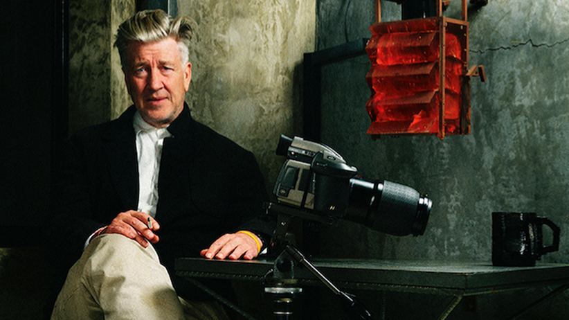 """""""David Lynch – The Art Life"""": Nostalgischer Blick zurück: David Lynch im Aufnahmestudio"""