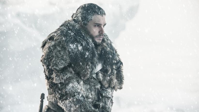 """Game of Thrones: Dozierte in der siebten Staffel von """"Game of Thrones"""" gerne über """"Freiheit"""" und """"Das Gute"""": Jon Snow (Kit Harington)"""