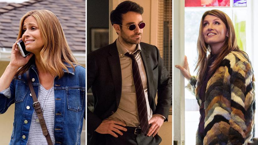 Binge-Watching: Die besten TV-Serien im August