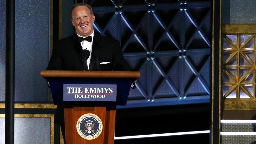 Emmy-Verleihung: Sean, der Clown
