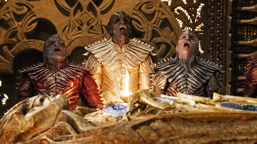 """""""Star Trek: Discovery"""": Klingonisch mit Untertiteln: Die neue Serie """"Star Trek: Discovery""""."""