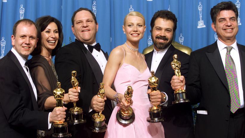 Harvey Weinstein: Walk of Shame