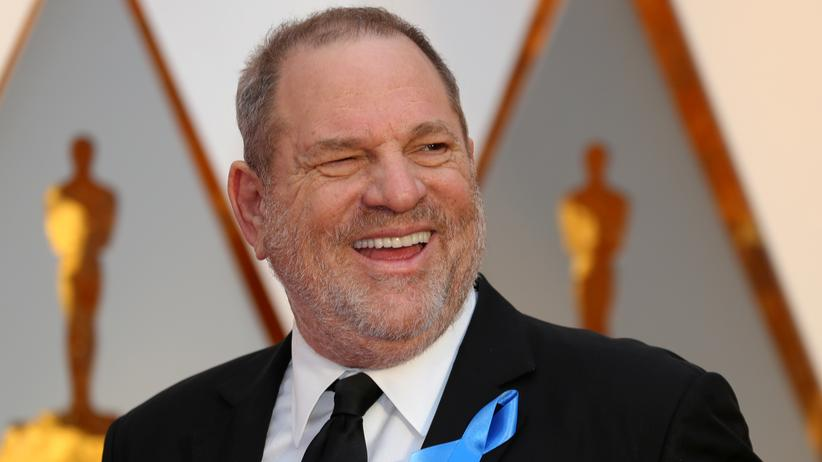 Hollywood: Oscar-Akademie schließt Harvey Weinstein aus