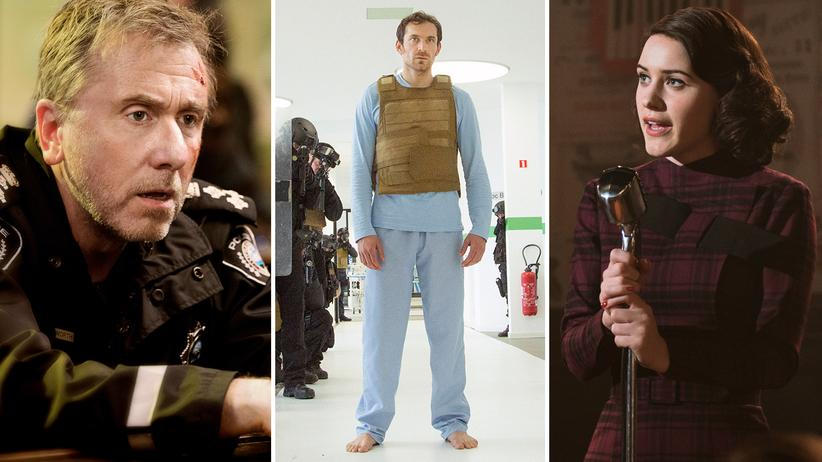"Binge-Watching: Tim Roth in ""Tin Star"", Arieh Worthalter in ""Transferts"" und Rachel Brosnahan in ""The Marvelous Mrs. Maisel"""