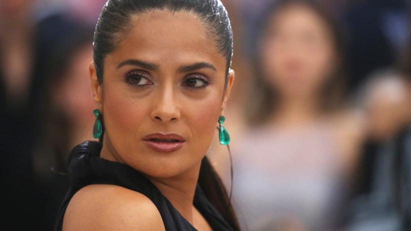 "Salma Hayek: ""Harvey Weinstein war auch mein Monster"""