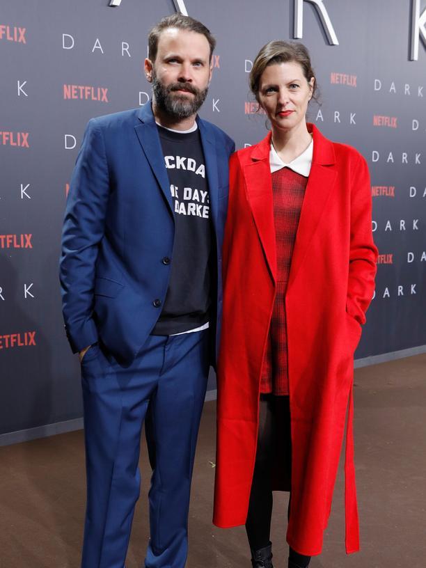 """Deutscher Fernsehpreis: Auch in Deutschland gibt es Showrunner: Baran bo Odar und Jantje Friese sind die Schöpfer der ersten deutschen Netflix-Serie """"Dark""""."""