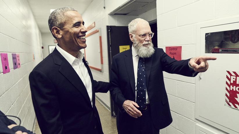 David Letterman: Die Sendung für das gute Amerika