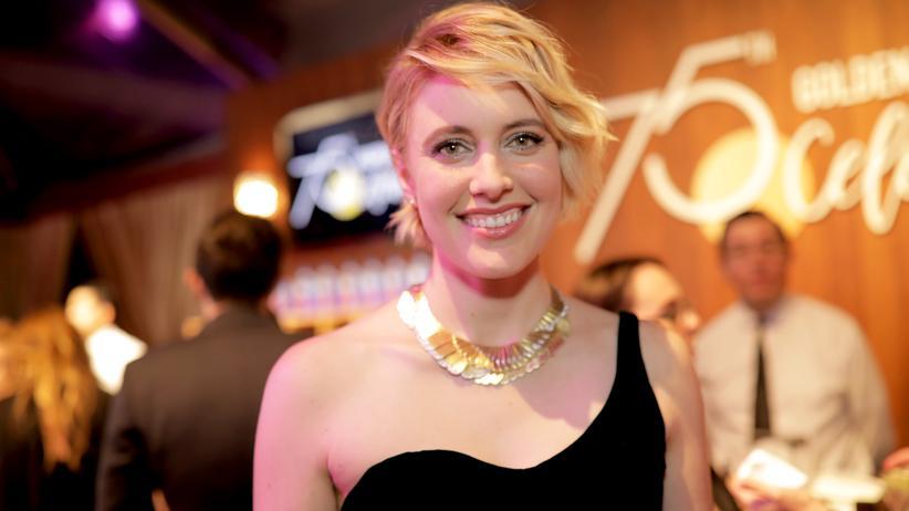 Golden Globes: Wurde nicht als Regisseurin nominiert: Greta Gerwig