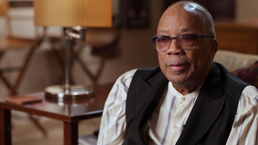 """""""Score"""": Der Komponist Quincy Jones in Matt Schraders Film"""