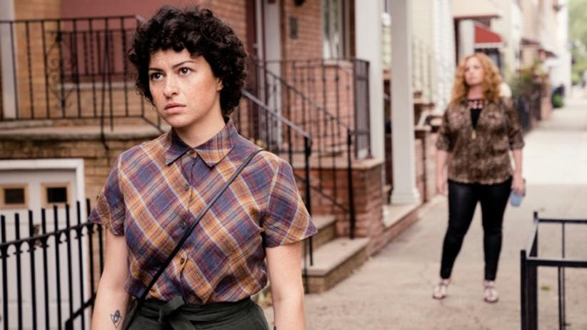 """Search Party"": Fühlt sich verfolgt: Dory (Alia Shawkat) in der Serie ""Search Party"""