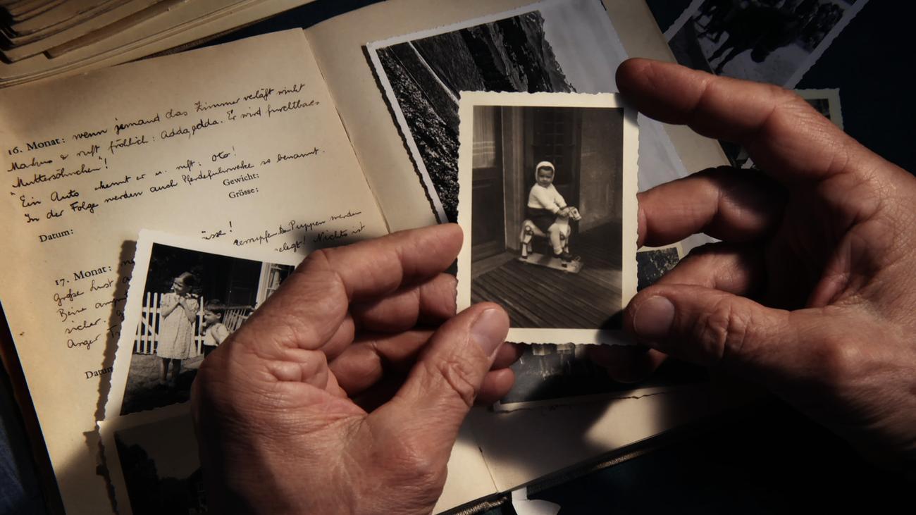 Briefe und Fotos von Giovanna