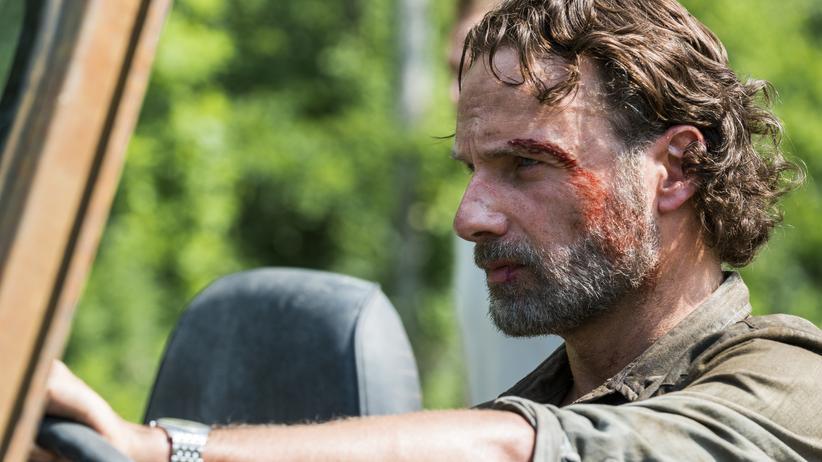 """""""The Walking Dead"""": Nur bis zu einem gewissen Grad als Ideal zu sehen: Andrew Lincoln als Rick."""