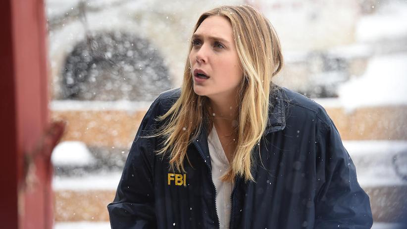 """""""Wind River"""": Elizabeth Olsen spielt die FBI-Agentin Jane Banner, die aus Florida angereist kommt."""