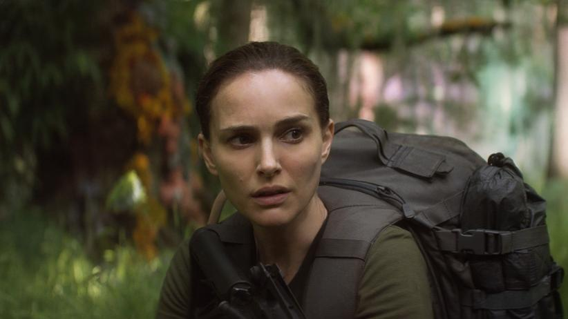 """""""Auslöschung"""": Natalie Portman als Biologin Lena in Alex Garlands Netflix-Film """"Auslöschung"""""""