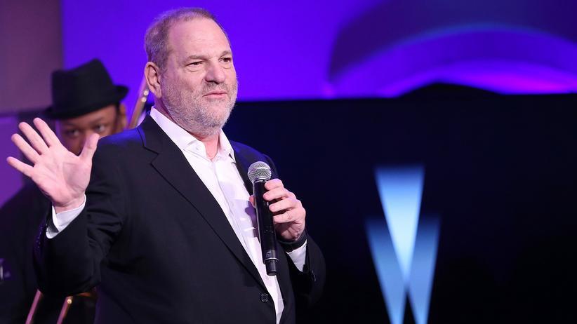 Harvey Weinstein: Weinstein Company stellt Insolvenzantrag