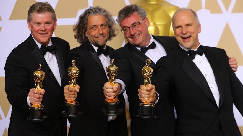 Oscar-Verleihung: Oscar für Beste Visuelle Effekte geht nach Deutschland