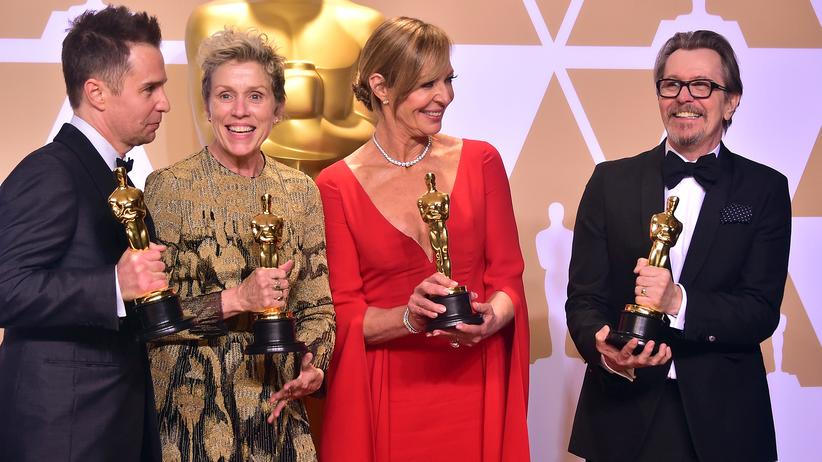 "Oscarverleihung 2018: ""Shape of Water"" triumphiert bei den 90. Academy Awards"