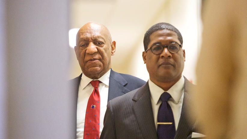 Missbrauchsprozess: Bill Cosby wegen sexueller Nötigung schuldig befunden