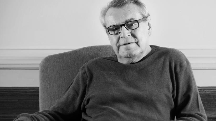 Oscarpreisträger: Miloš Forman ist verstorben