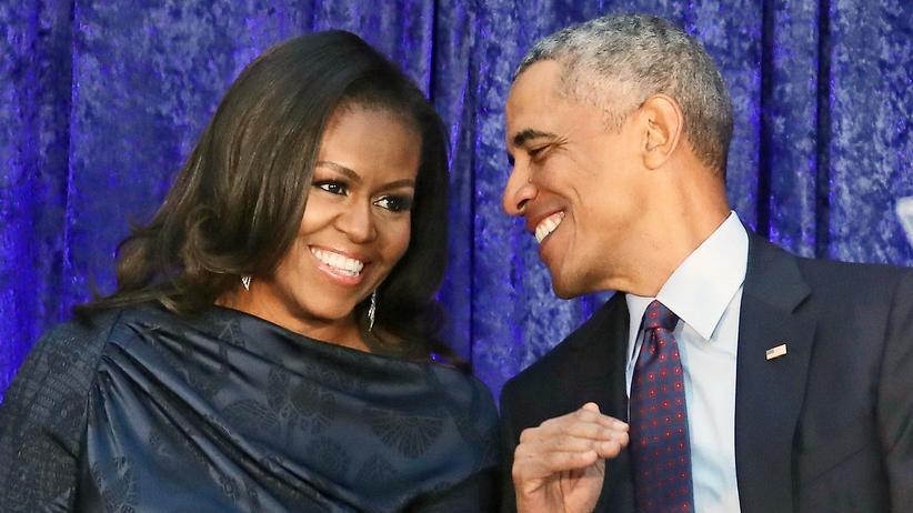 Barack und Michelle Obama: Volles Sendungsbewusstsein