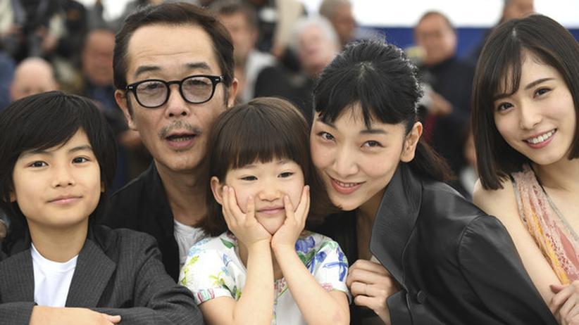 Filmfestival von Cannes: Goldene Palme für japanisches Familiendrama