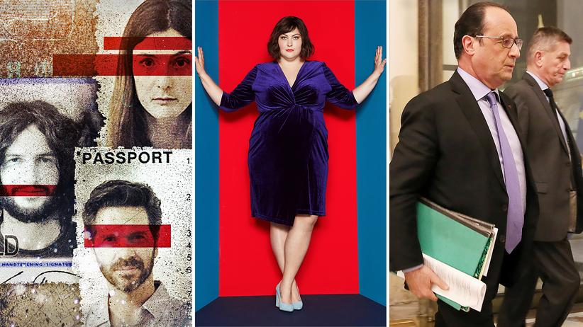 "Binge Watching: ""False Flag"", Joy Nash als Alicia in ""Dietland"" und François Hollande in der Dokumentation ""13. November – Angriff auf Paris"""