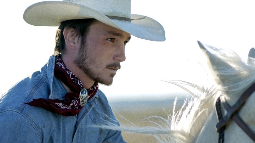 """""""The Rider"""": Der 22-jährige Brady Jandreau in der Hauptrolle von """"The Rider"""""""