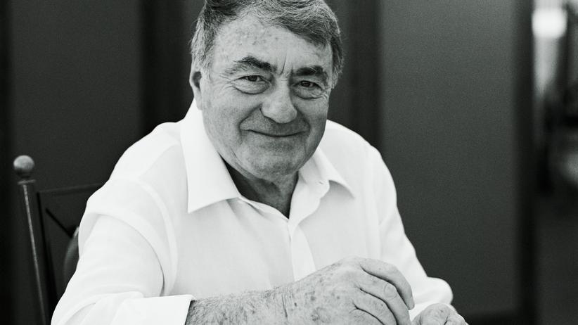 Claude Lanzmann, 1925–2018
