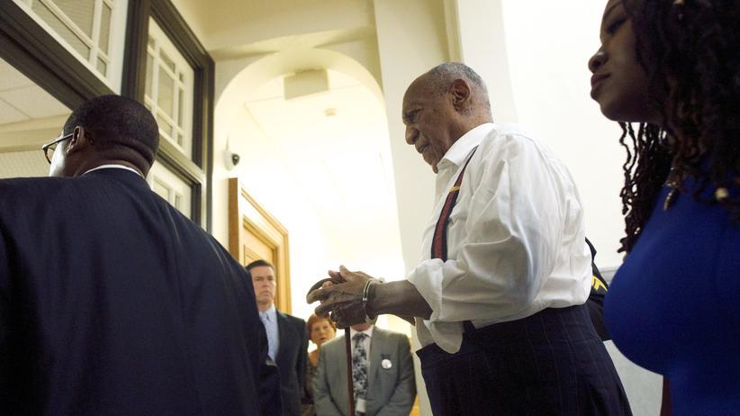 Bill Cosby: Ein Zeichen für die Opfer