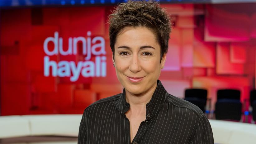 """""""Dunja Hayali"""": Eine Show, die nur Action will"""