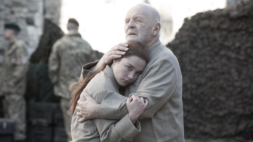 """King Lear"": Der Militärdiktator"