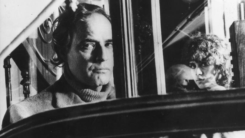 """Bernardo Bertolucci: Sein berühmtester, aber auch umstrittenster Film: """"Der letzte Tango in Paris"""" von 1972 mit Marlon Brando und Maria Schneider"""