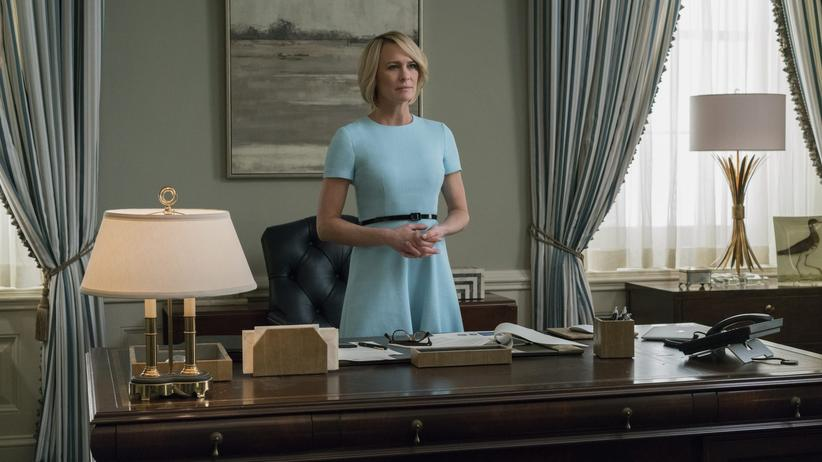 """House of Cards"": Das Gespenst im Oval Office"