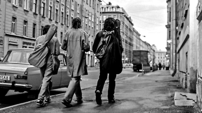 """""""Leto"""": Serebrennikows Film widmet sich der Rocklegende Wiktor Zoi und seiner Band Kino, die noch heute jeder in Russland kennt."""