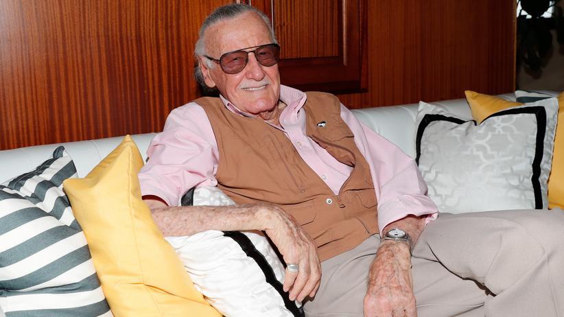 Stan Lee: Mögen Superhelden ihn geleiten
