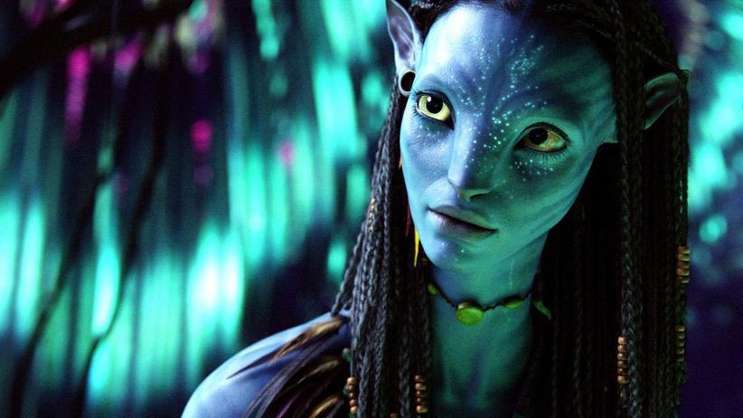 """""""Avatar"""" Kritik: Blaue Haut, gelbe Augen, drei Meter hoch: James Camerons ästhetische Vision von extraterrestrischem Leben"""