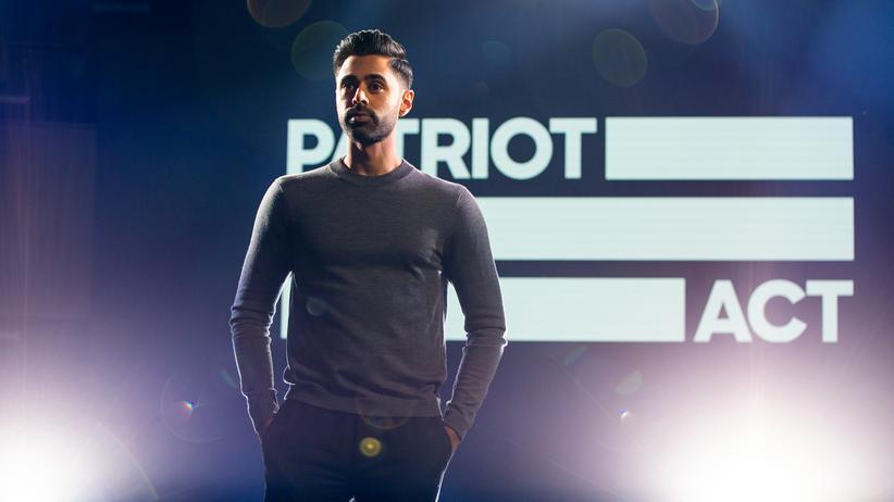 Hasan Minhaj: Der Mann, den Netflix aus dem Programm nahm
