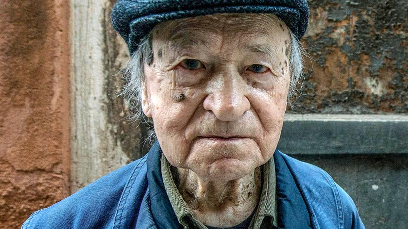 Filmregisseur: Jonas Mekas gestorben