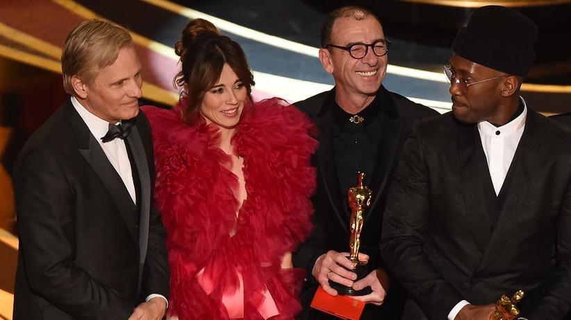 Oscars: Skandale vermeiden, Binsen vorlesen
